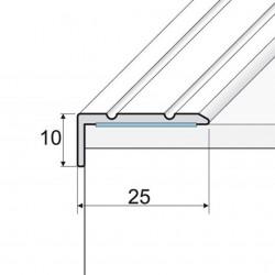 A31 Aluminium hoekprofiel...