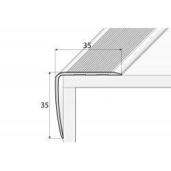 A41 Aluminium angle profile...