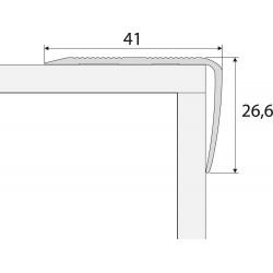 A42 Aluminium hoekprofiel...